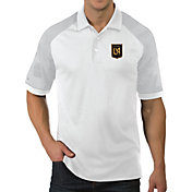 Antigua Men's Las Angeles FC Engage White Polo