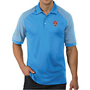 Antigua Men's Colorado Rapids Engage Blue Polo