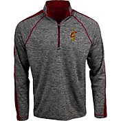 Antigua Men's Cleveland Cavaliers Advantage Quarter-Zip Pullover