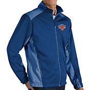 Antigua Men's New York Knicks Revolve Full-Zip Jacket