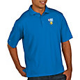Antigua Men's 2018 NBA Finals Golden State Warriors Xtra-Lite Pique Performance Polo