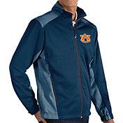 Antigua Men's Auburn Tigers Blue Revolve Full-Zip Jacket