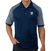 Antigua Men's Butler Bulldogs Blue Engage Performance Polo