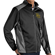 Antigua Men's Baylor Bears Revolve Full-Zip Black Jacket