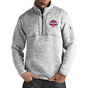 Antigua Men's 2018 National Champions Clemson Tigers Fortune Pullover Jacket