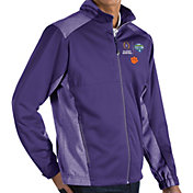 Antigua Men's 2018 Goodyear Cotton Bowl Bound Clemson Tigers Regalia Revolve Full-Zip Jacket