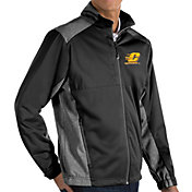 Antigua Men's Central Michigan Chippewas Revolve Full-Zip Black Jacket