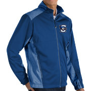 Antigua Men's Creighton Bluejays Blue Revolve Full-Zip Jacket