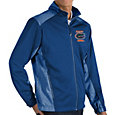 Antigua Men's Florida Gators Blue Revolve Full-Zip Jacket