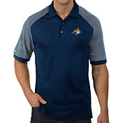 Antigua Men's Montana State Bobcats Blue Engage Performance Polo