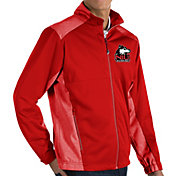 Antigua Men's Northern Illinois Huskies Cardinal Revolve Full-Zip Jacket