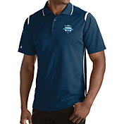 Antigua Men's Villanova Wildcats 2018 Men's Basketball National Champions Merit Performance Polo