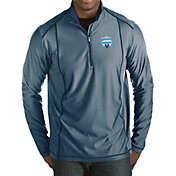Antigua Men's Villanova Wildcats 2018 Men's Basketball National Champions Tempo Half-Zip Pullover