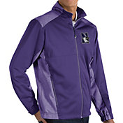 Antigua Men's Northwestern Wildcats Purple Revolve Full-Zip Jacket