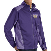 Antigua Men's Washington Huskies Purple Revolve Full-Zip Jacket