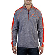 Product Image · Antigua Men s Chicago Bears Advantage Navy Quarter-Zip  Pullover c1e366dc8