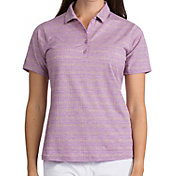 Antigua Women's Short Sleeve Digital Golf Polo