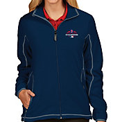 Antigua Women's 2018 World Series Champions Boston Red Sox Navy Ice Jacket