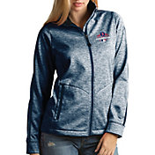 Antigua Women's 2018 World Series Champions Boston Red Sox Navy Golf Jacket