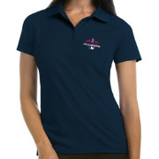 Antigua Women's 2018 World Series Champions Boston Red Sox Navy Pique Performance Polo