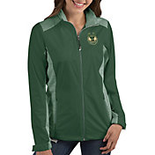 Antigua Women's Milwaukee Bucks Revolve Full-Zip Jacket