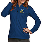 Antigua Women's 2018 NBA Champions Golden State Warriors Royal Golf Jacket