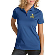 Antigua Women's 2018 NBA Champions Golden State Warriors Quest Royal Performance Polo