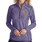 Antigua Women's 2018 Goodyear Cotton Bowl Bound Clemson Tigers Regalia Tempo Half-Zip Pullover