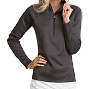 Antigua Women's Shield Golf Quarter-Zip