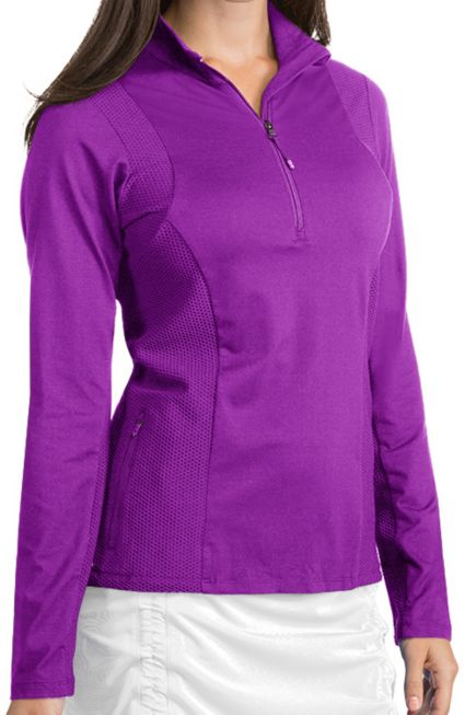 Antigua Women's Spotlight Golf Quarter-Zip