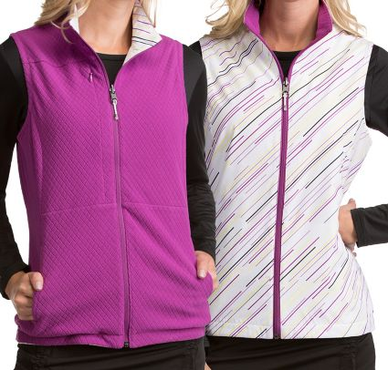 Antigua Women's Treasure Reversible Golf Vest