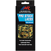 A&R Pro-Stock Non-Waxed Camo Hockey Skate Laces