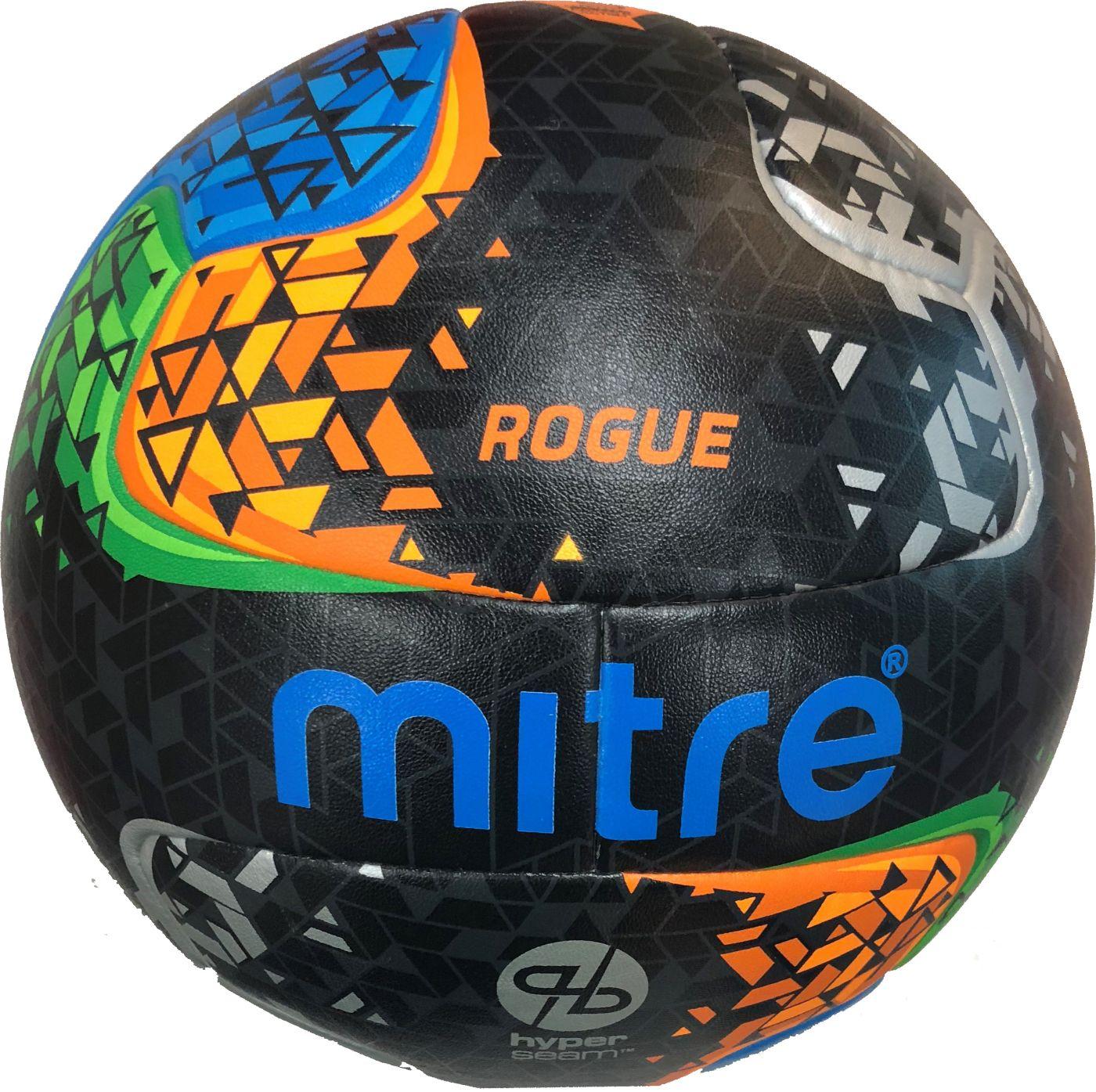 Mitre Rogue Pro Hyperseam Soccer Ball