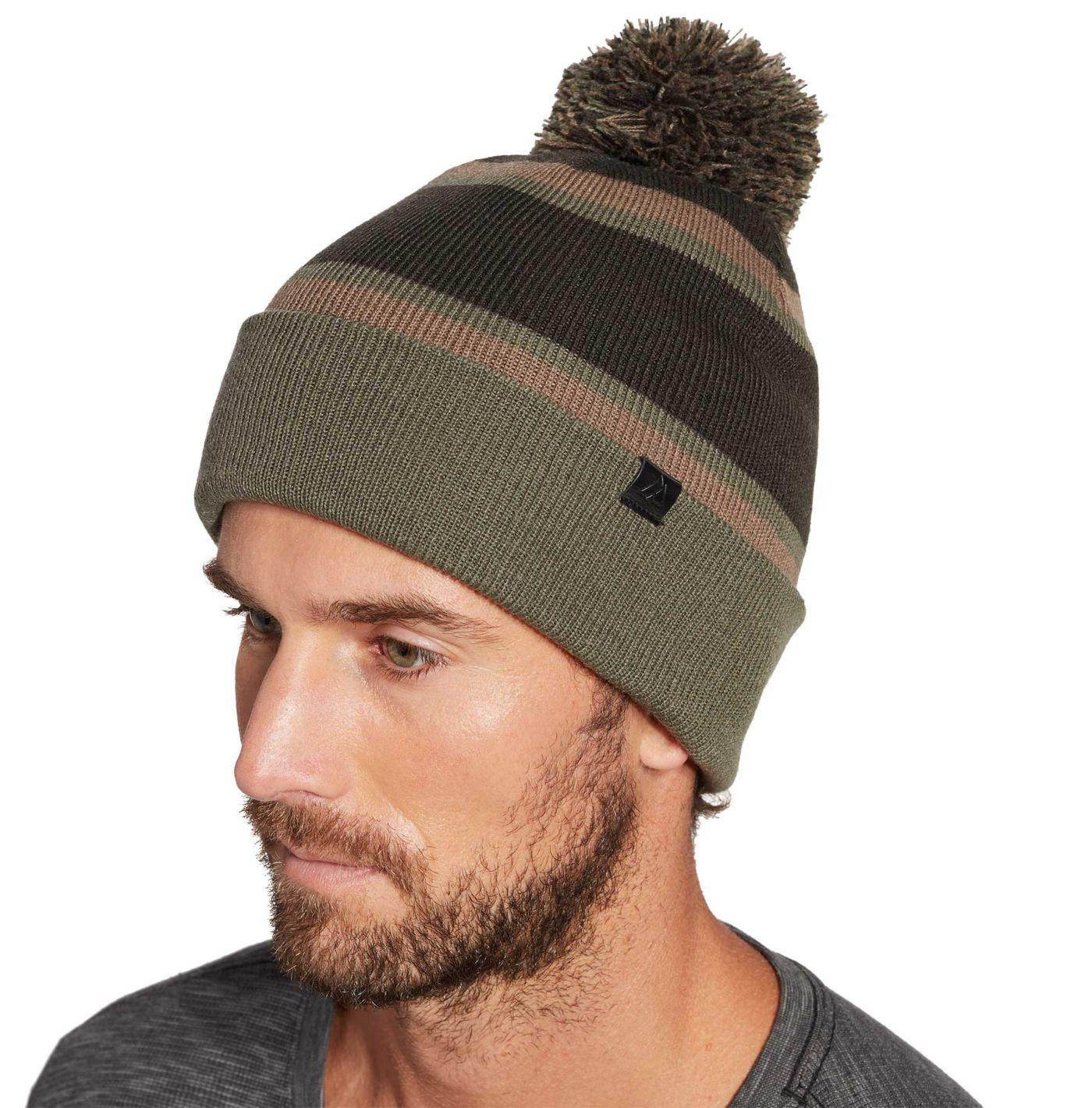 Alpine Design Men's Retro Stripe Beanie