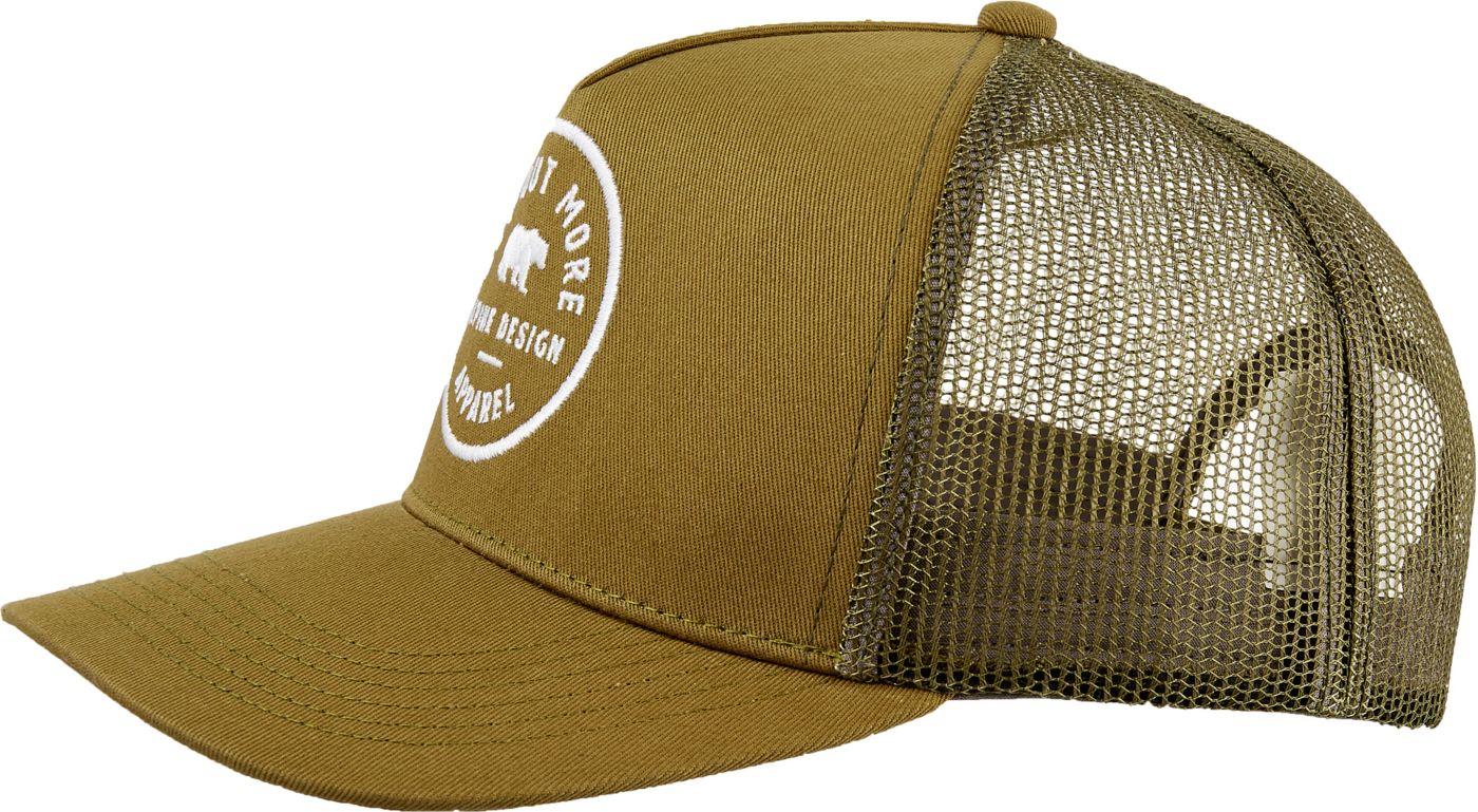 Alpine Design Men's Circle Graphic Trucker Hat