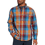 Alpine Design Men's 1962 Vintage Flannel Long Sleeve Shirt