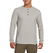 Alpine Design Men's Henley Long Sleeve Shirt