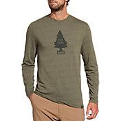 Alpine Design Men's Graphic Long Sleeve Shirt
