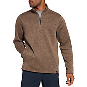 Alpine Design Men's Sweater Fleece Half Zip Pullover