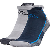 Alpine Design Men's 2 Pack Lowcut Hiking Socks