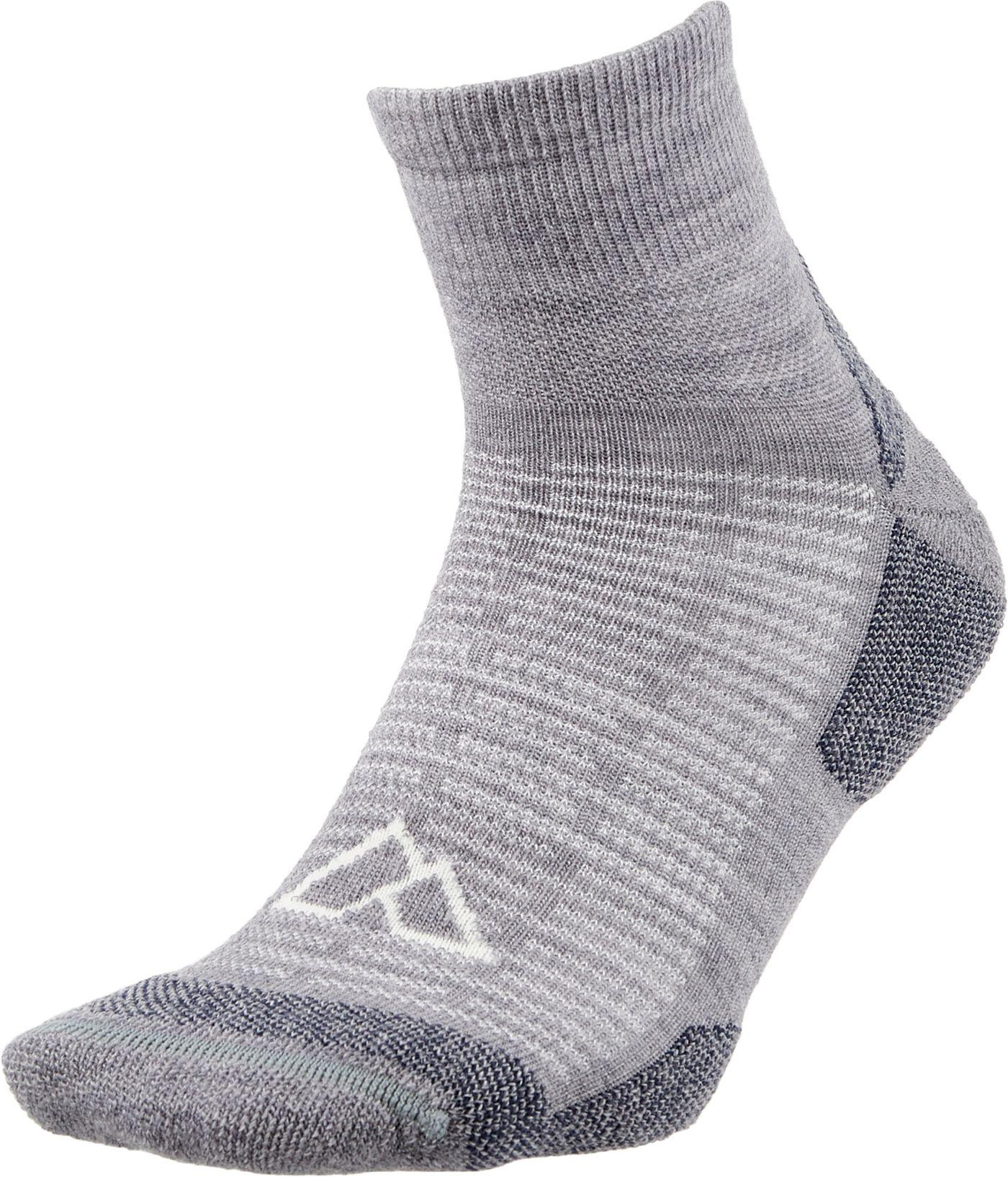 Alpine Design Quarter Hiking Socks