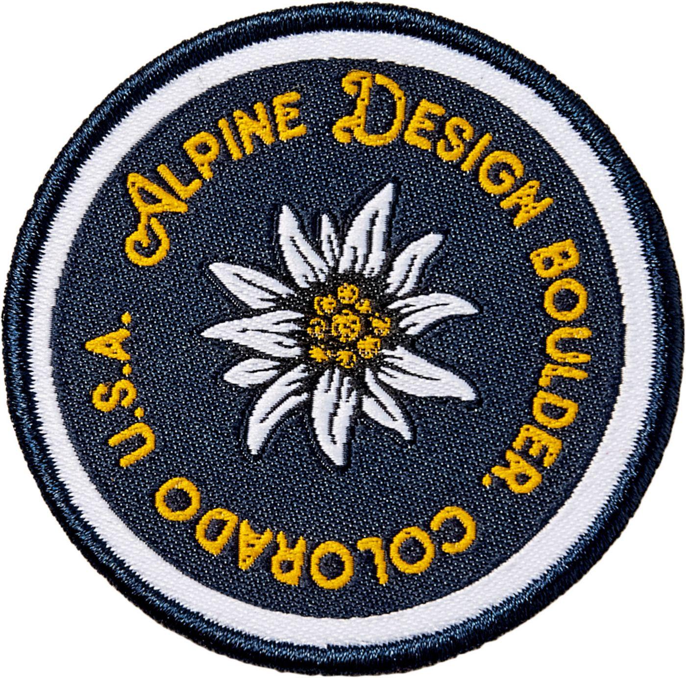 Alpine Design Single Patch