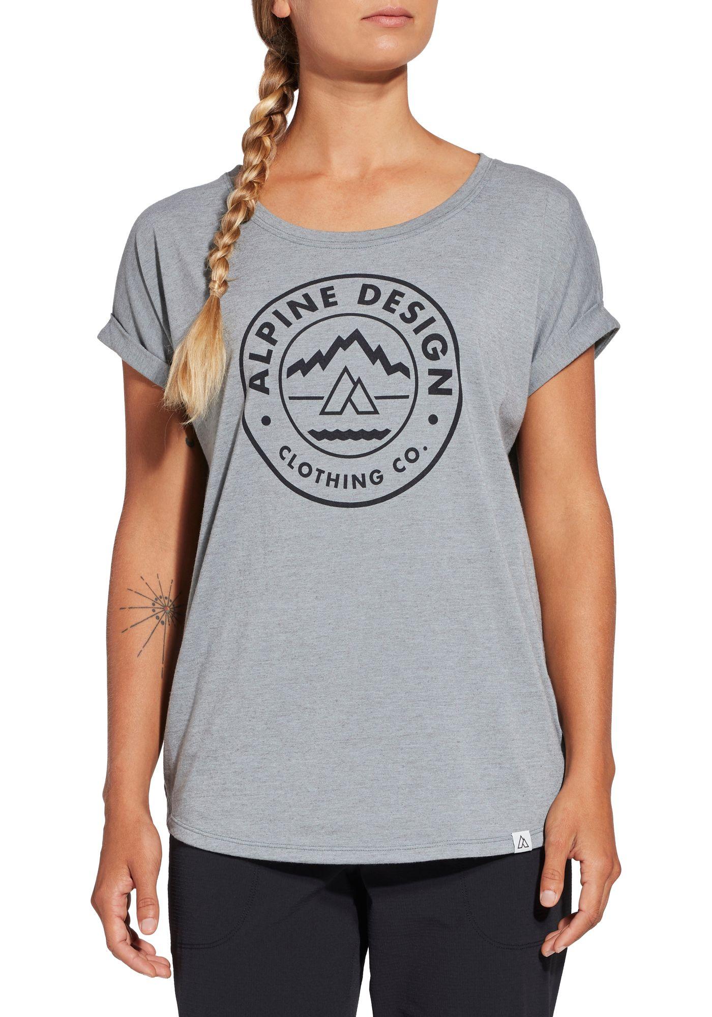 Alpine Design Women's Graphic T-Shirt