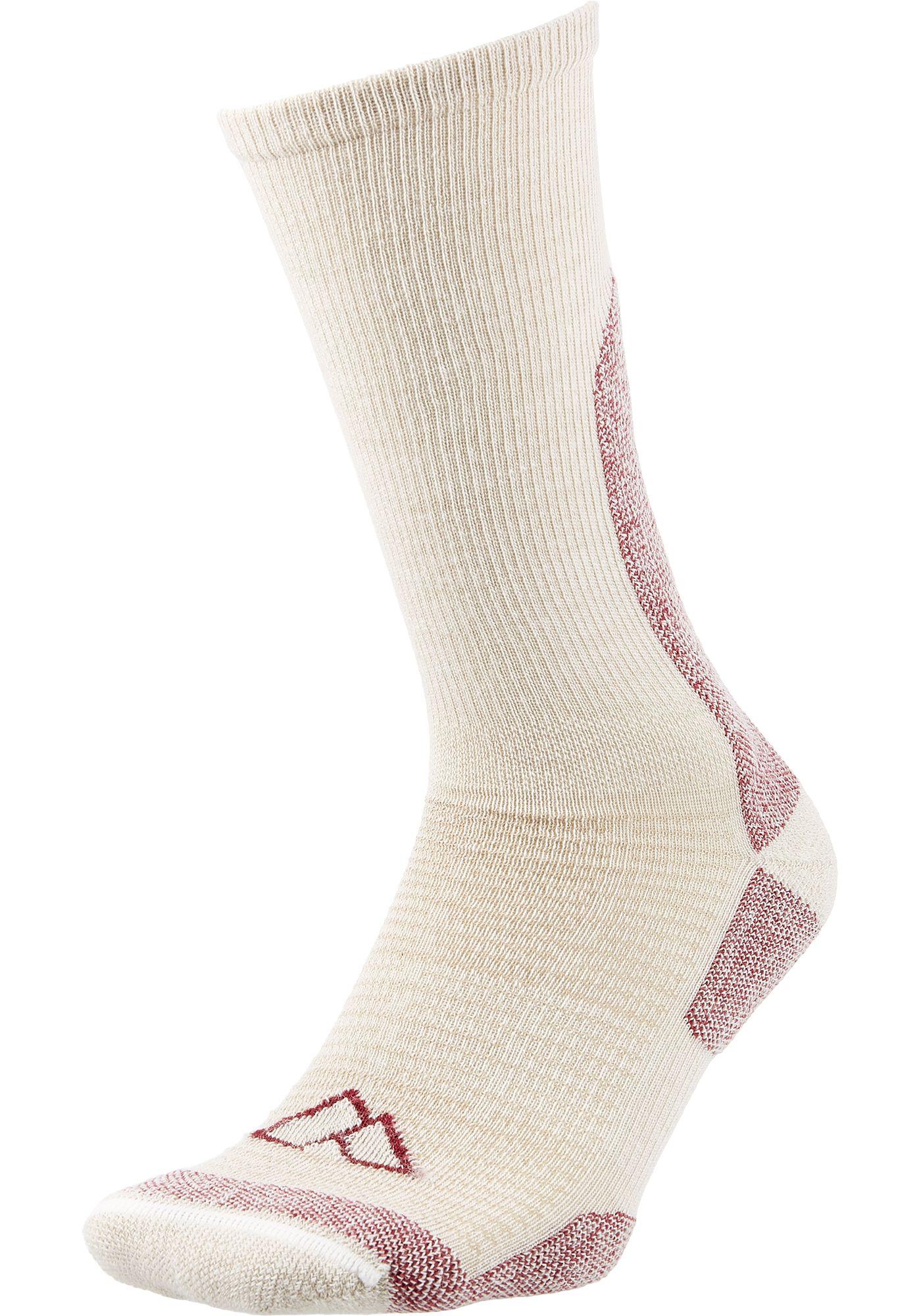 Alpine Design Women's Crew Hiking Socks