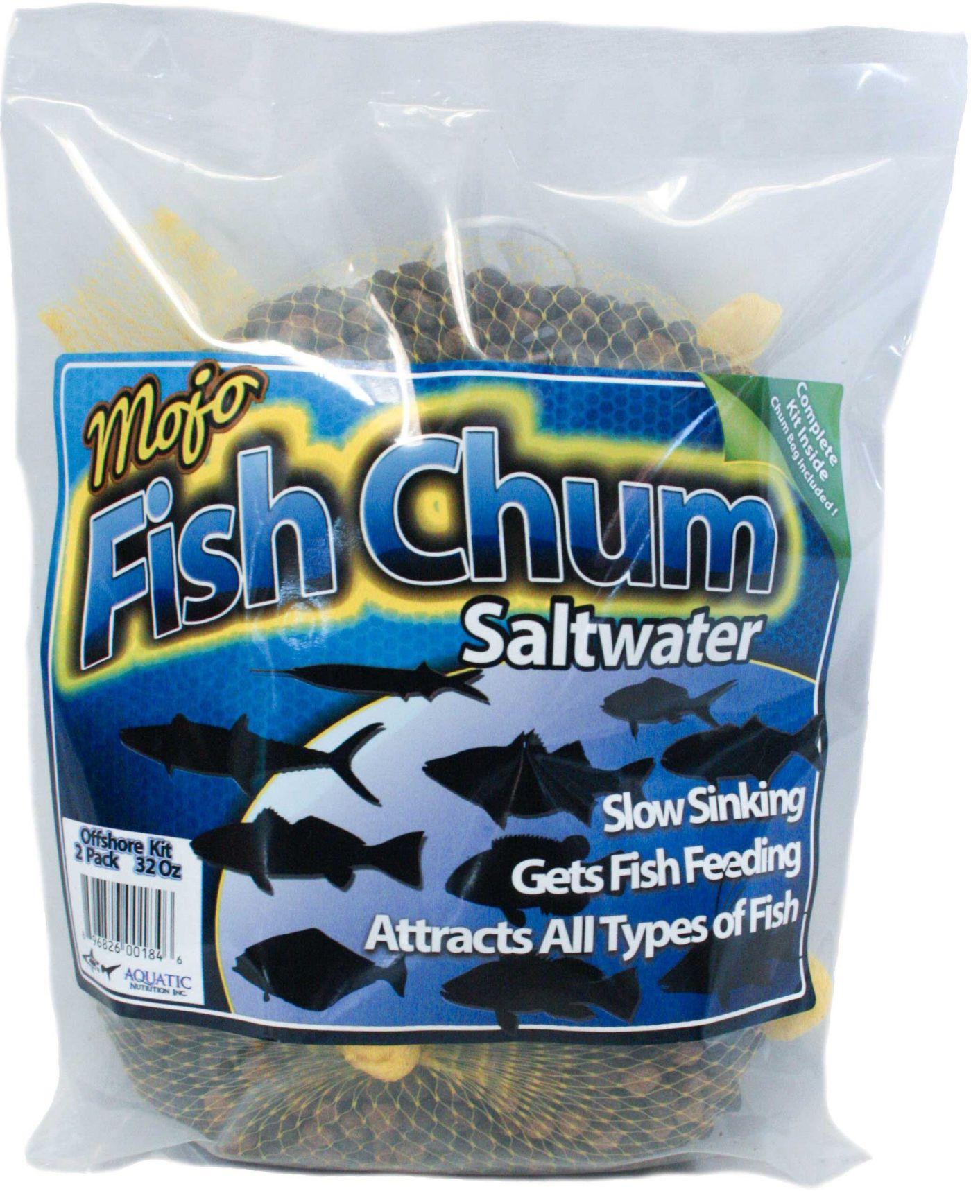 Aquatic Nutrition Mojo Saltwater Fish Chum