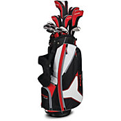 Strata Tour 18-Piece Complete Set – (Graphite/Steel) – Black/Red