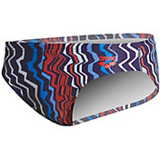 arena Men's Zig Zag MaxLife Brief