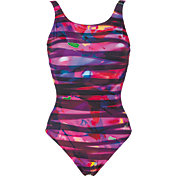 arena Women's Shirley U-Back C-Cup One Piece Swimsuit
