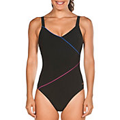 arena Women's Tiffany U-Back C-Cup One Piece Swimsuit
