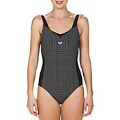 arena Women's Therese Wing Back One Piece Swimsuit